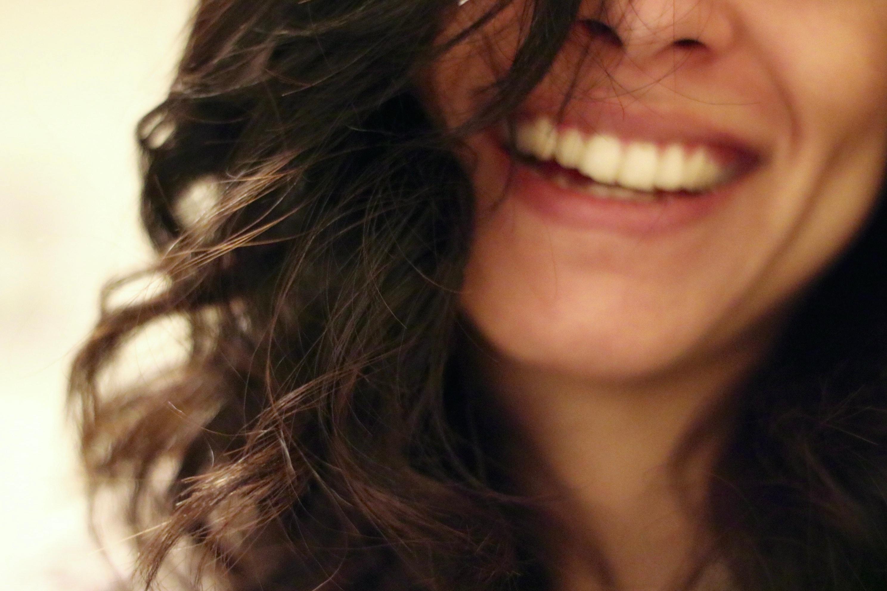 women,smile