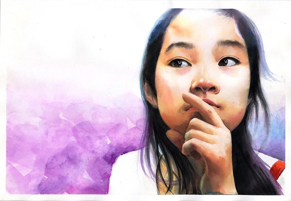 watercolor-portrait-1050712_960_720