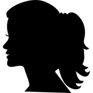 woman-head-side-silhouette_318-57040-png