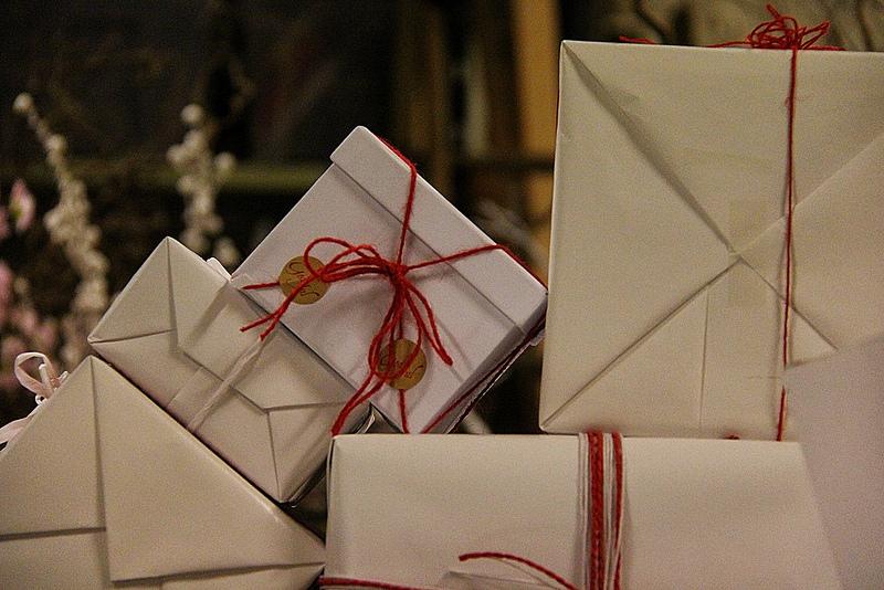parcel, gift