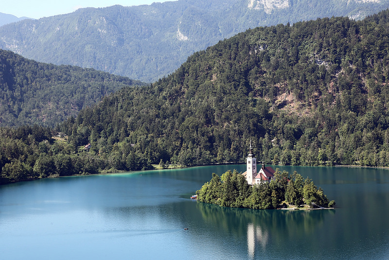 Slovenia, lake