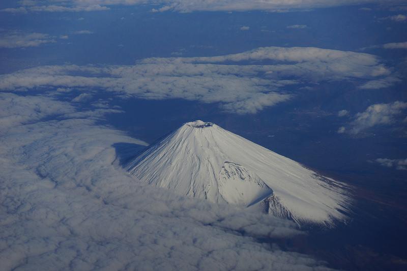 Mt.Fuji, mountain