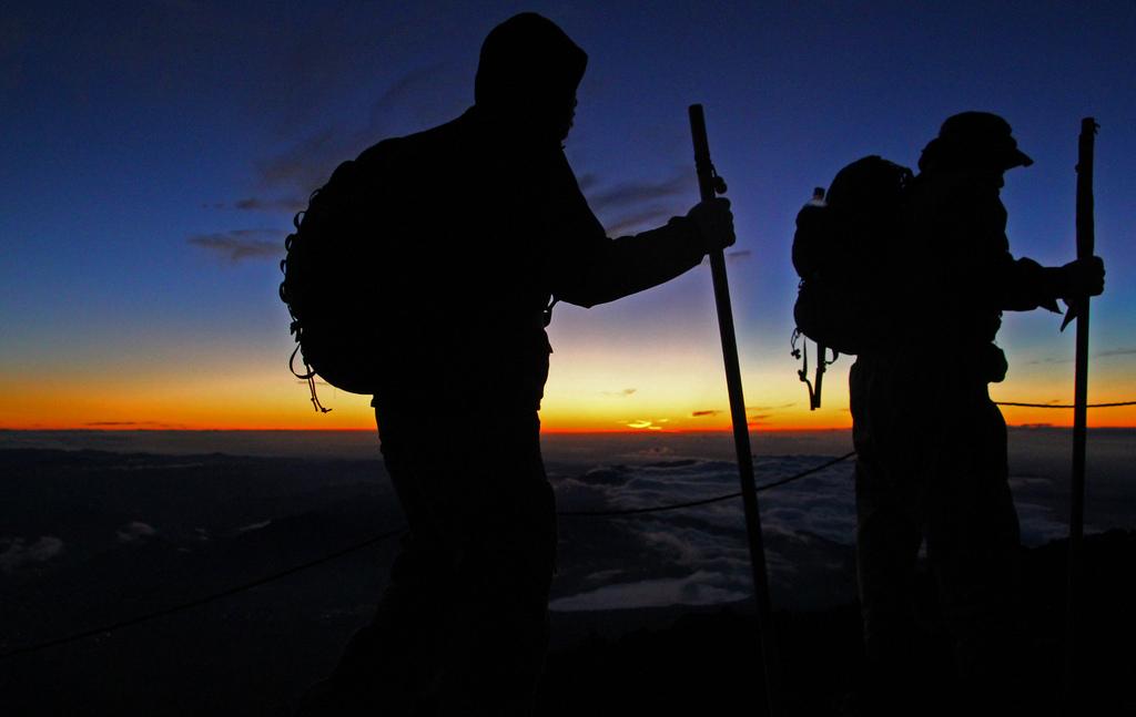 climb, mountain