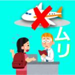 帰国危うし!飛行機が欠航?!(#1164)